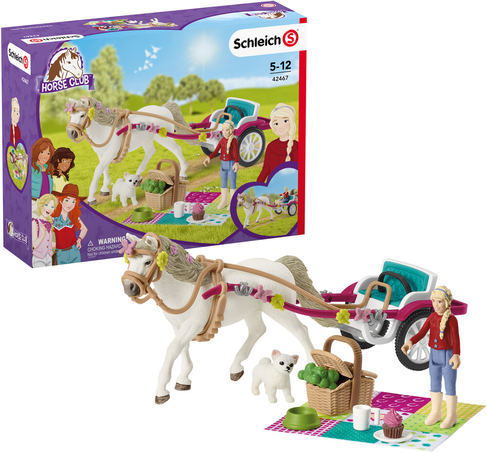 Schleich - Schleich Carriage Ride With Picnic (Fig)