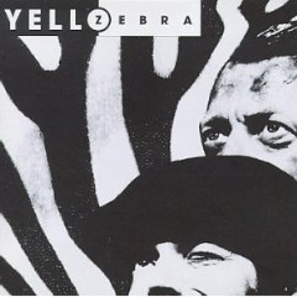 Yello - Zebra (Uk)