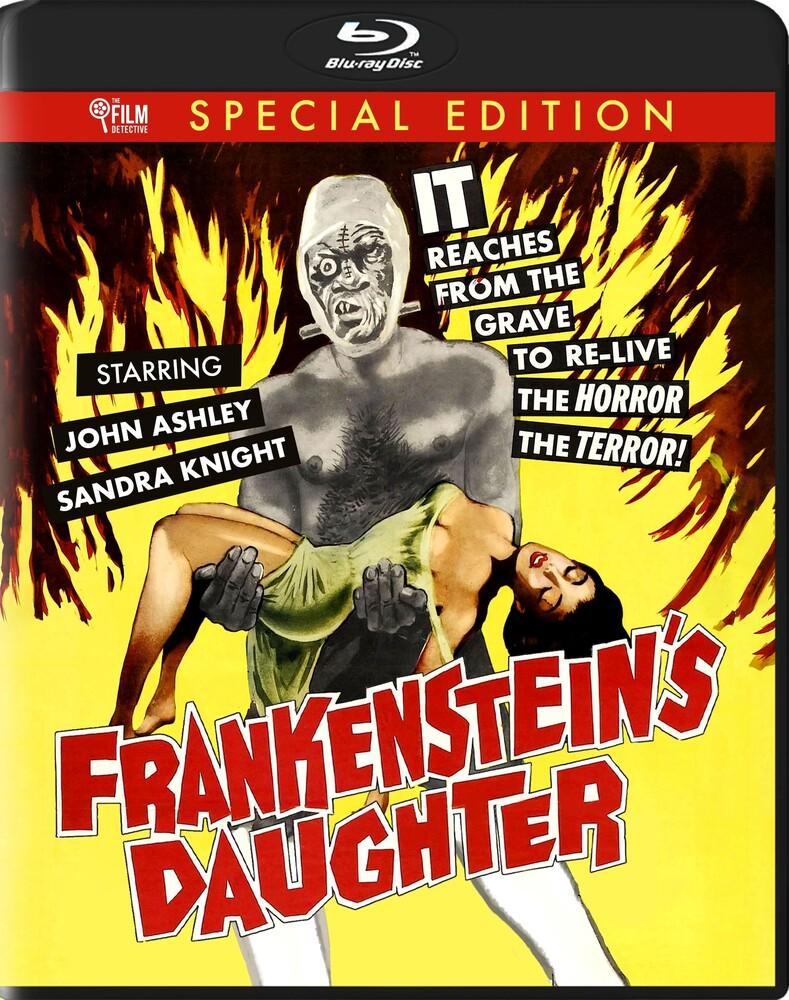 - Frankenstein's Daughter (1958) / (Spec)