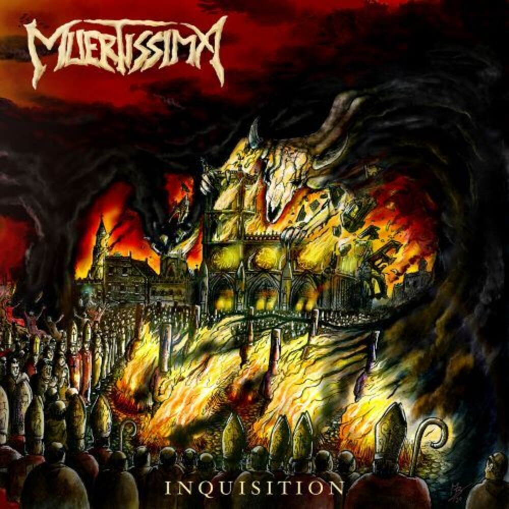 Muertissima - Inquisition [Digipak]