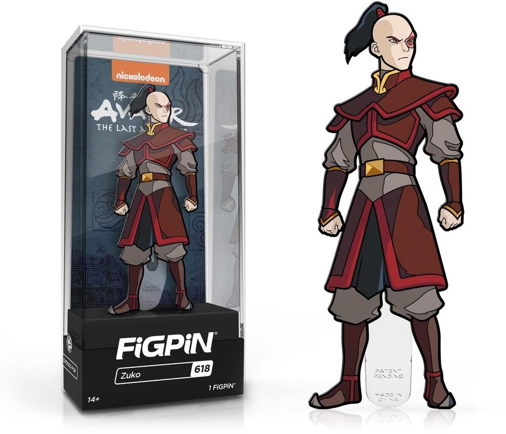 Figpin Avatar the Last Airbender Zuko #618 - Figpin Avatar The Last Airbender Zuko #618 (Clcb)