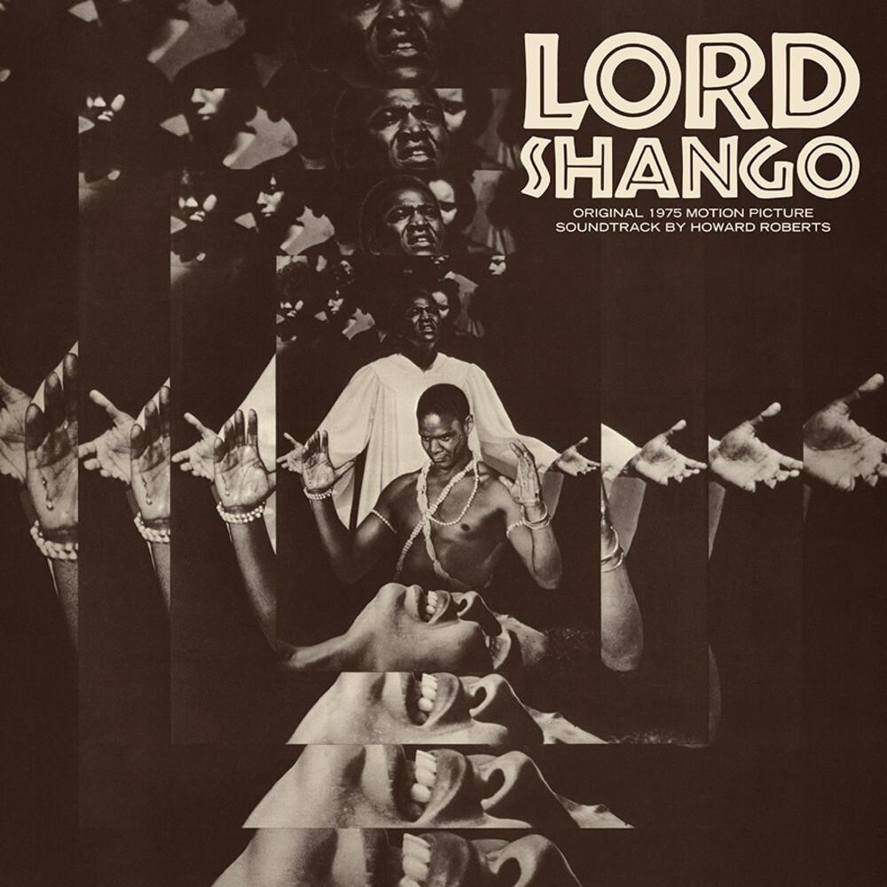 Howard Roberts  (Colv) (Cvnl) (Ltd) (Ogv) (Reis) - Lord Shango / O.S.T. [Colored Vinyl] [Clear Vinyl] [Limited Edition] [180 Gram]