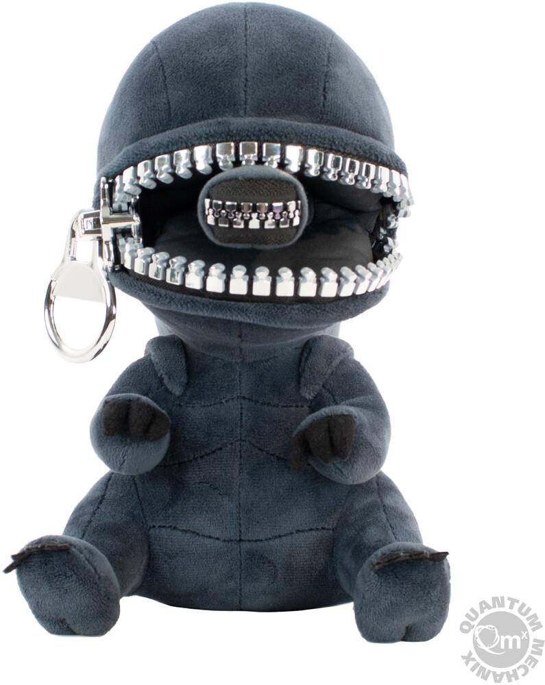 Alien - Xenomorph Zippermouth Plush - Alien - Xenomorph Zippermouth Plush (Plus)