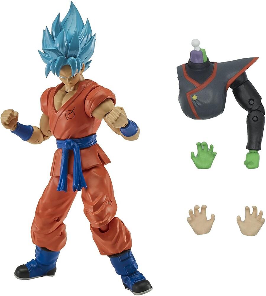 Dragon Ball Super Dragon Stars - Super Dragon Stars Super Saiyan Blue Goku (Afig)