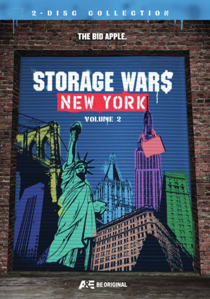 Storage Wars New York: Season 2 - Storage Wars New York: Season 2