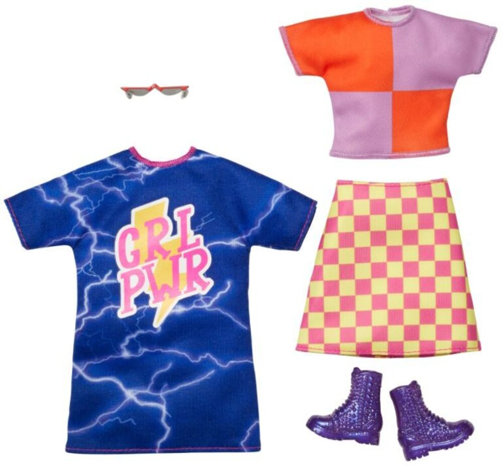 Barbie - Barbie Fashion 2 Pack 1 (Papd)