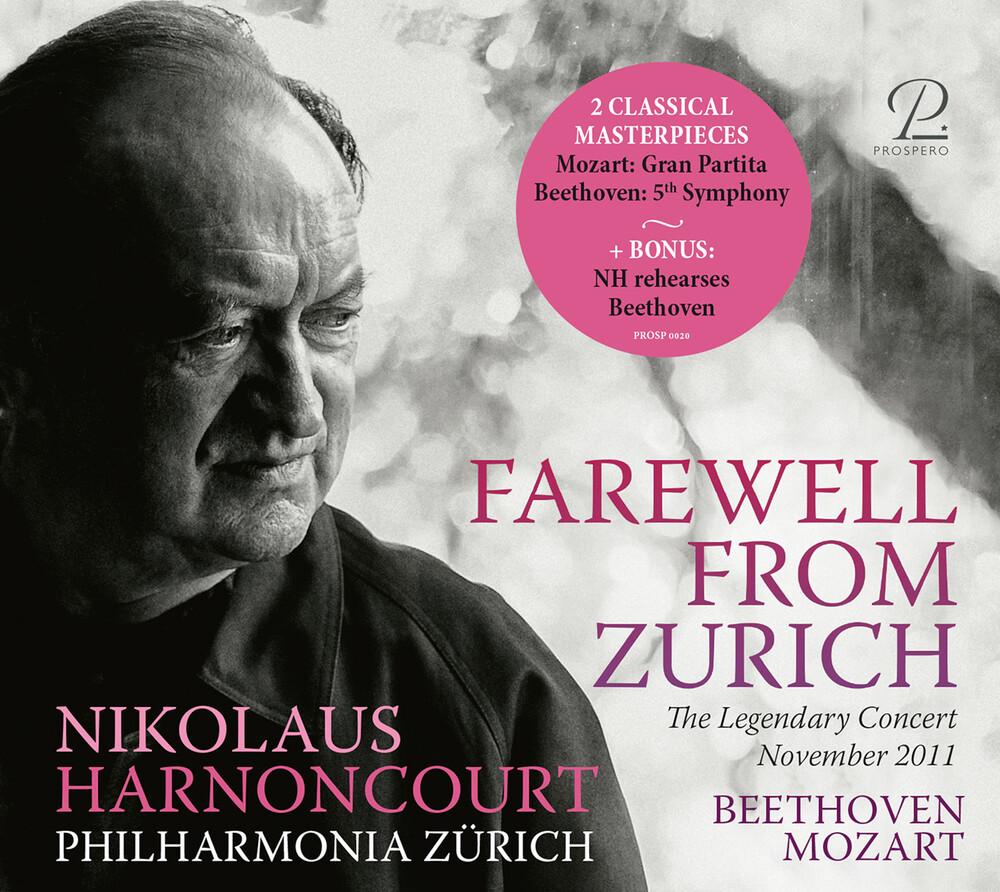 Beethoven / Philharmonia Zurich - Farewell from Zurich