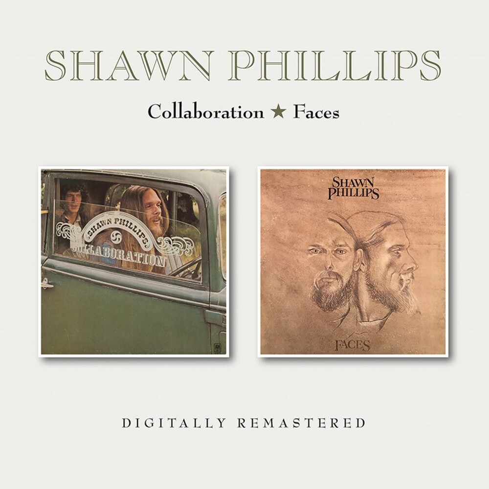 Shawn Phillips - Collaboration / Faces