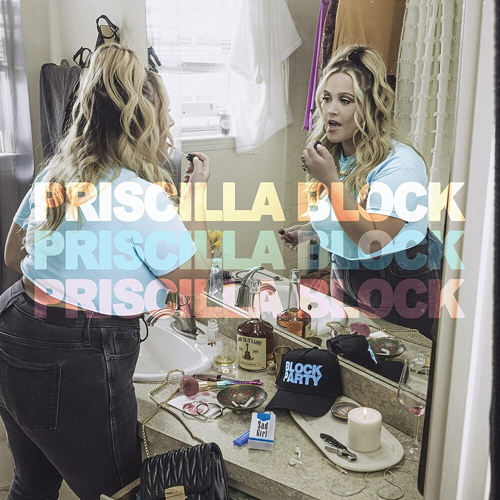 Priscilla Block - Priscilla Block (Ep)