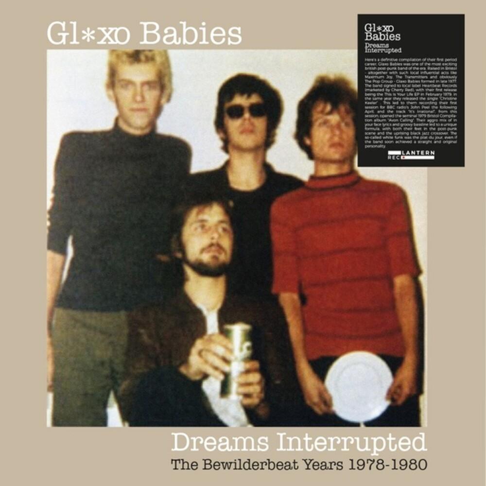 Glaxo Babies - Dreams Interrupted (2pk)