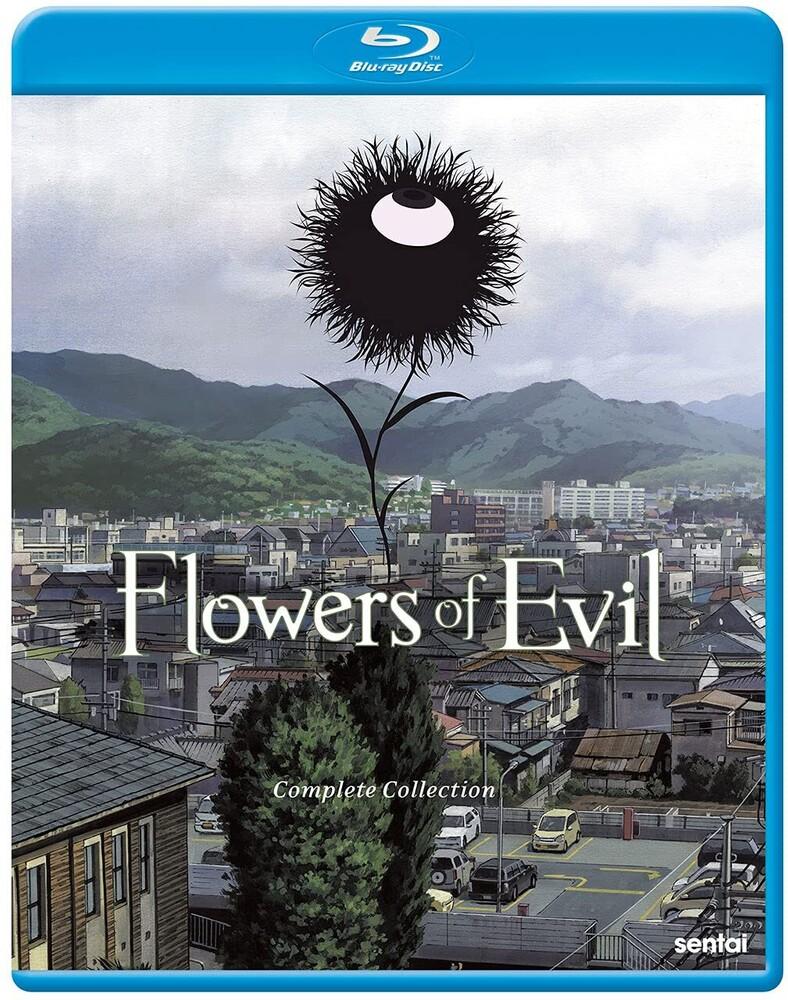 Flowers of Evil - Flowers Of Evil (2pc) / (Anam Sub)