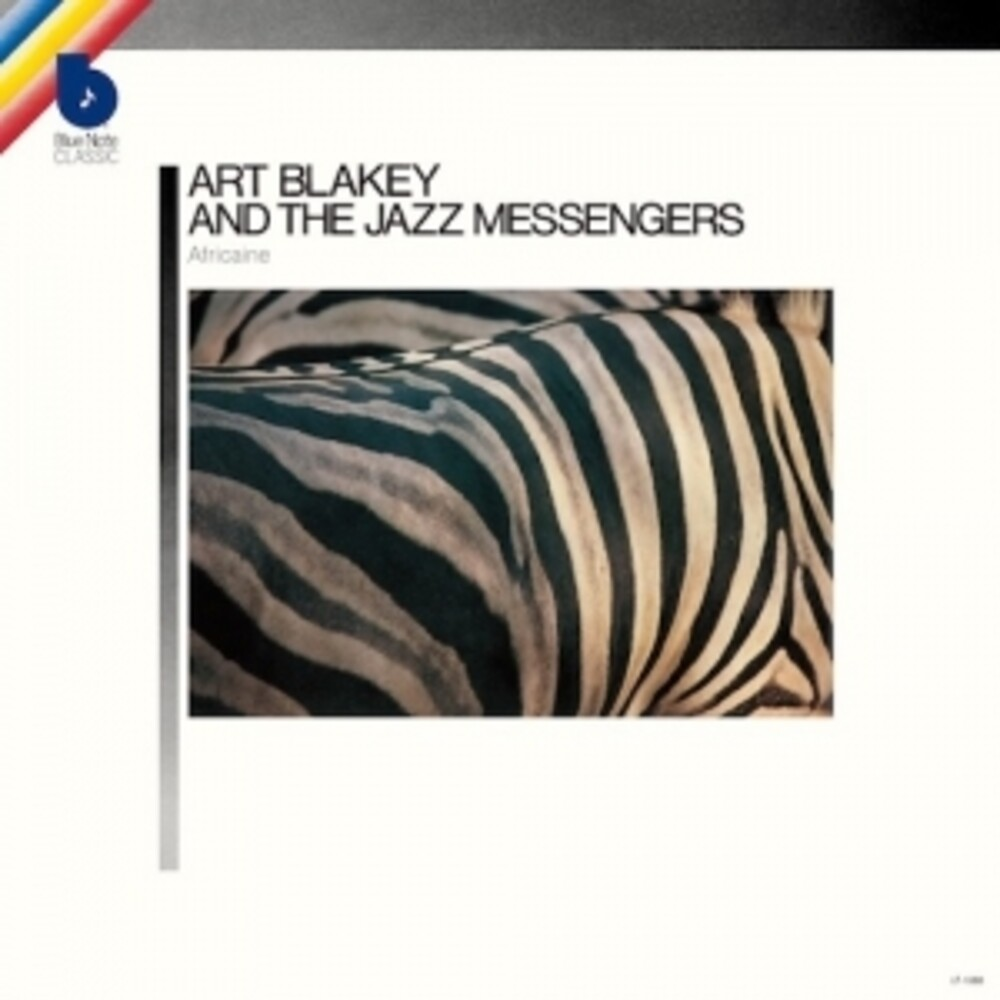 Art Blakey And The Jazz Messengers - Africaine