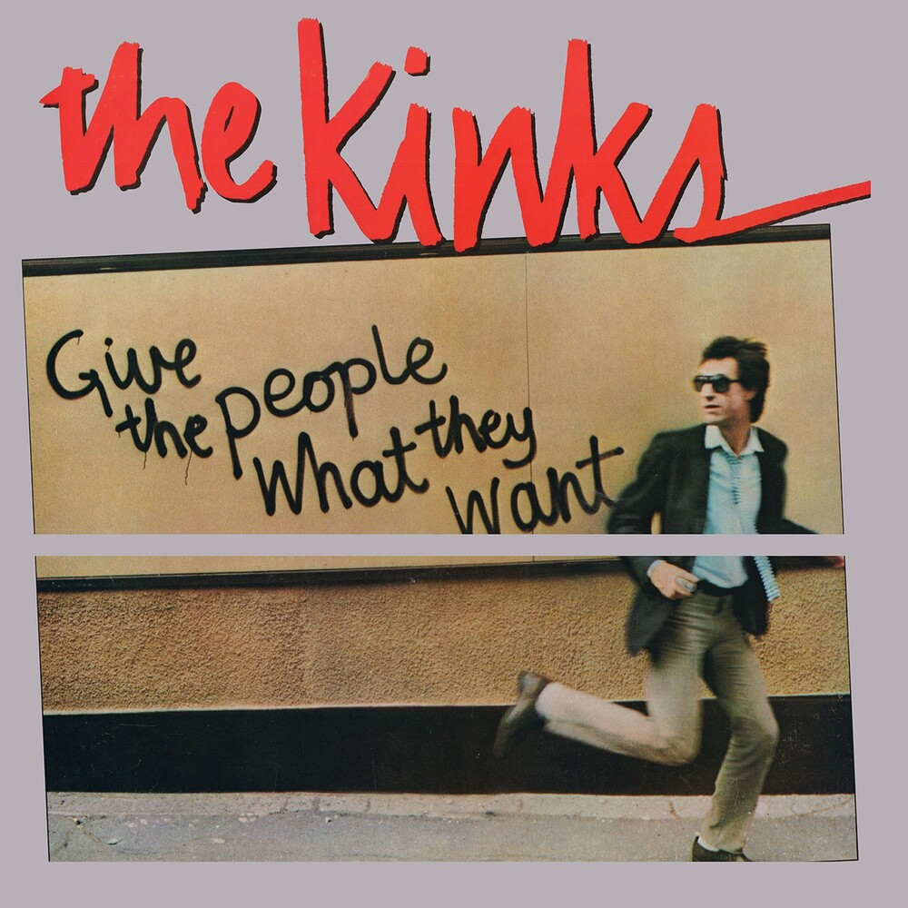 The Kinks - Give The People What They Want [Limited Edition Audiophile Edition Clear LP]