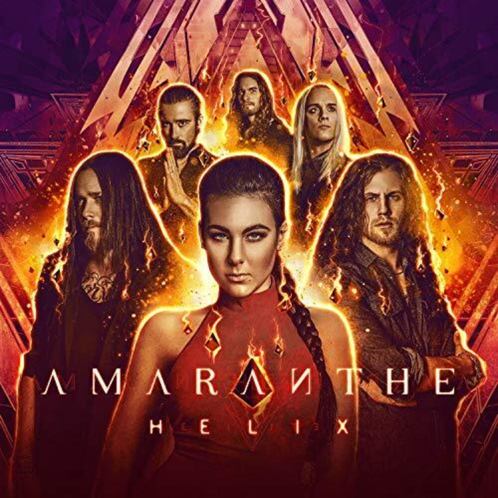 Amaranthe - Helix [LP]