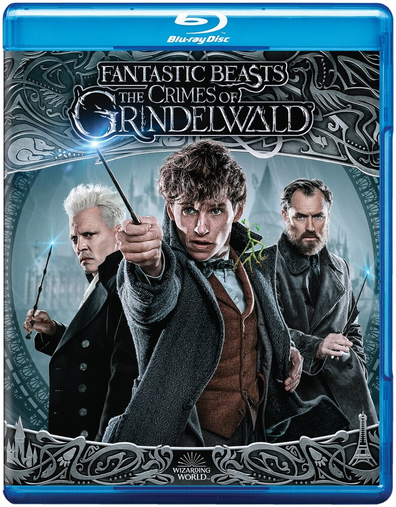 Fantastic Beasts [Movie] - Fantastic Beasts: The Crimes of Grindelwald