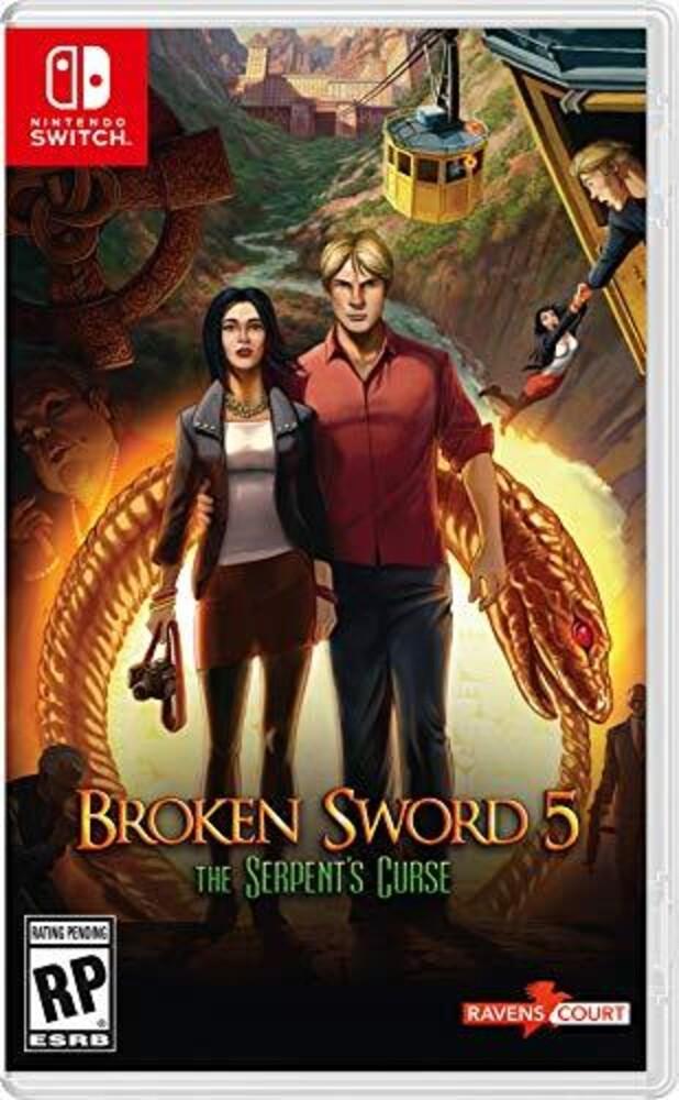 - Broken Sword V for Nintendo Switch