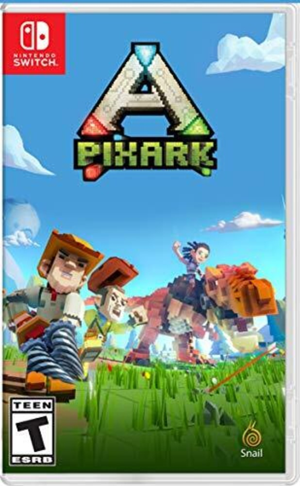- PixARK for Nintendo Switch