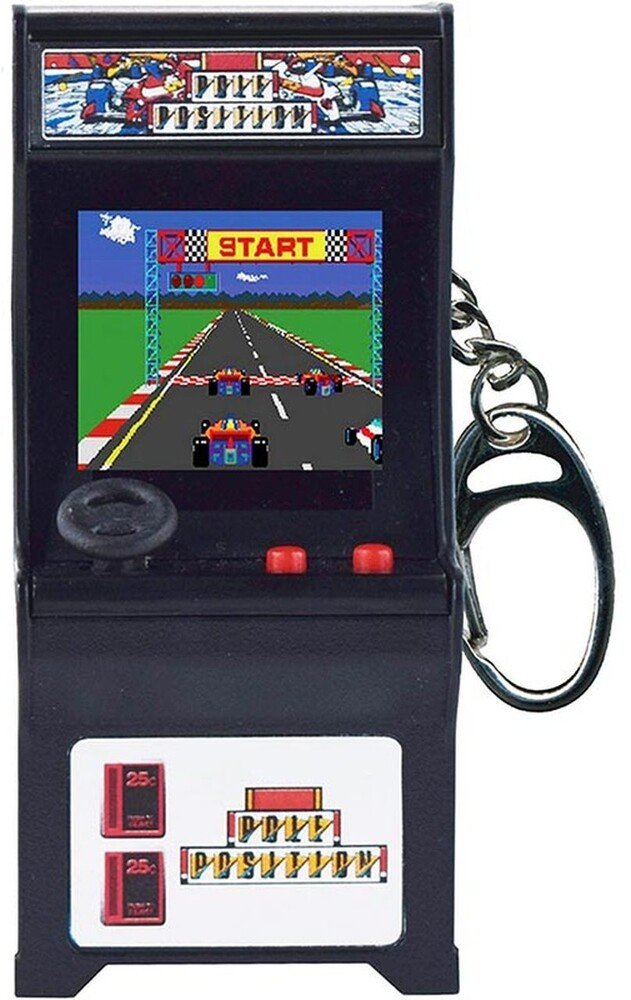 - MicroArcade Pole Position