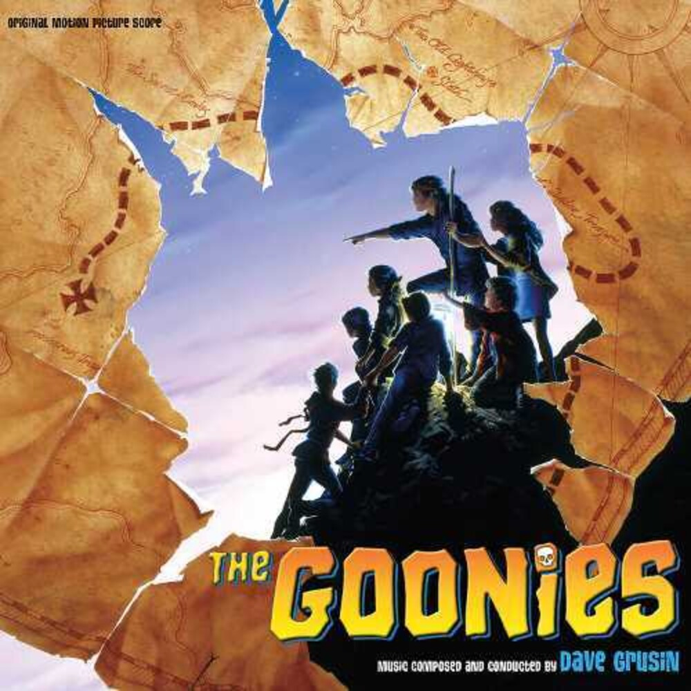 Dave Grusin - The Goonies (Original Motion Picture Soundtrack)