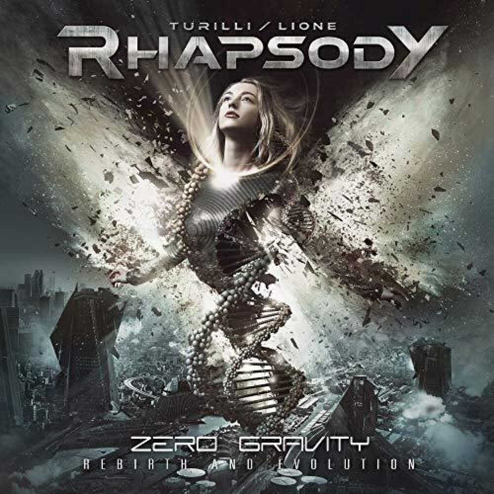 Turilli / Lione Rhapsody - Zero Gravity (Rebirth And Evolution) [Import]