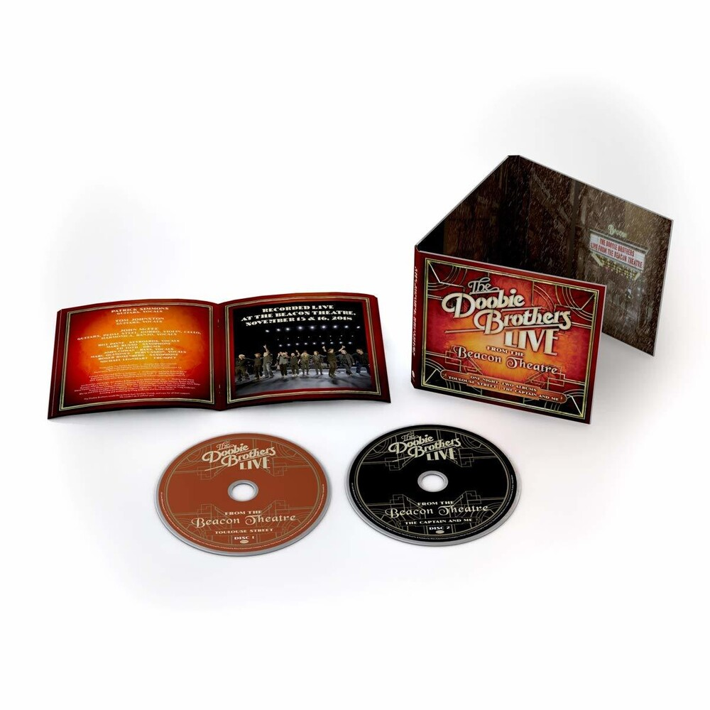 Doobie Brothers - Live From The Beacon Theatre [2CD]