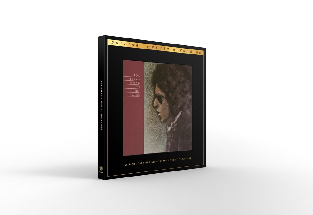 Bob Dylan - Blood On The Tracks [Limted Edition 2LP Box Set]