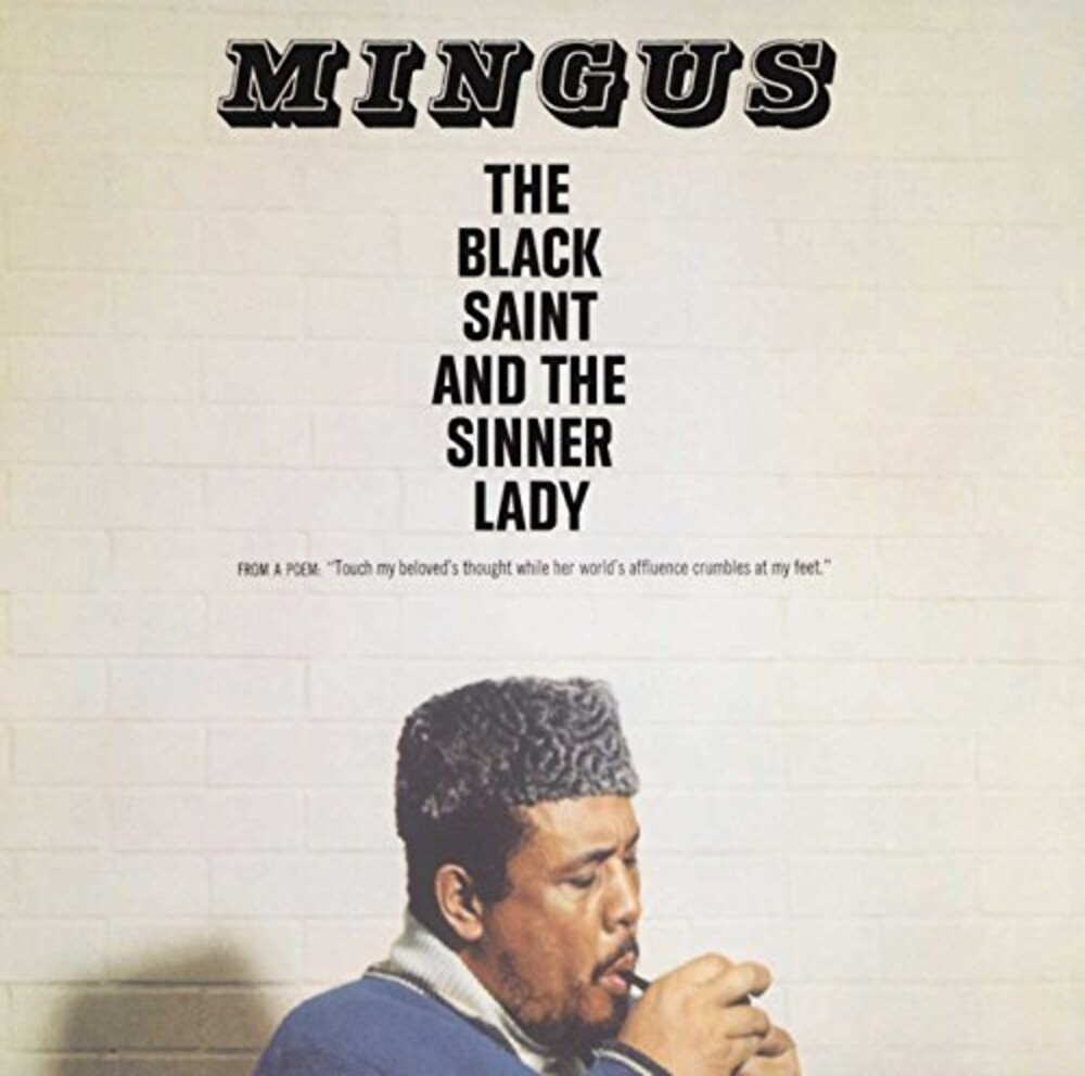 Charles Mingus - The Black Saint And The Sinner Lady [LP]