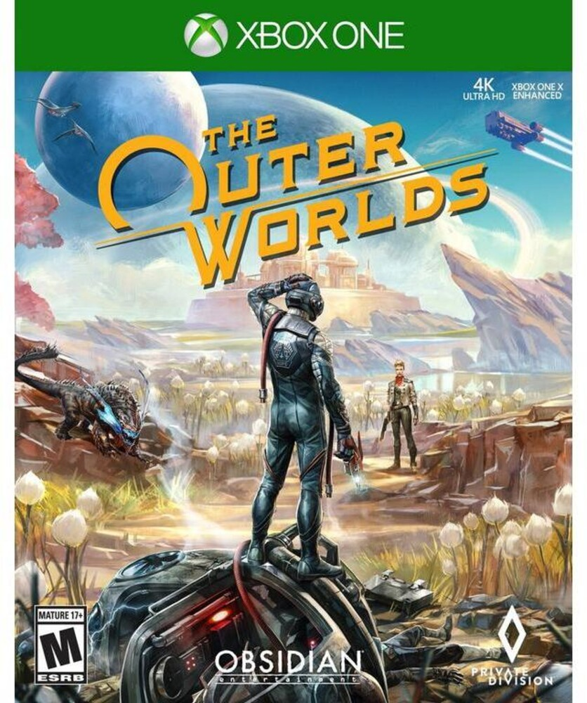 - Outer Worlds for Xbox One
