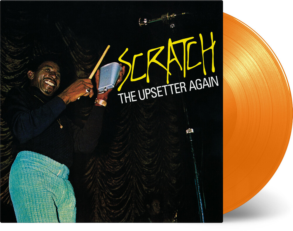 Upsetters - Scratch The Upsetter Again (Hol)