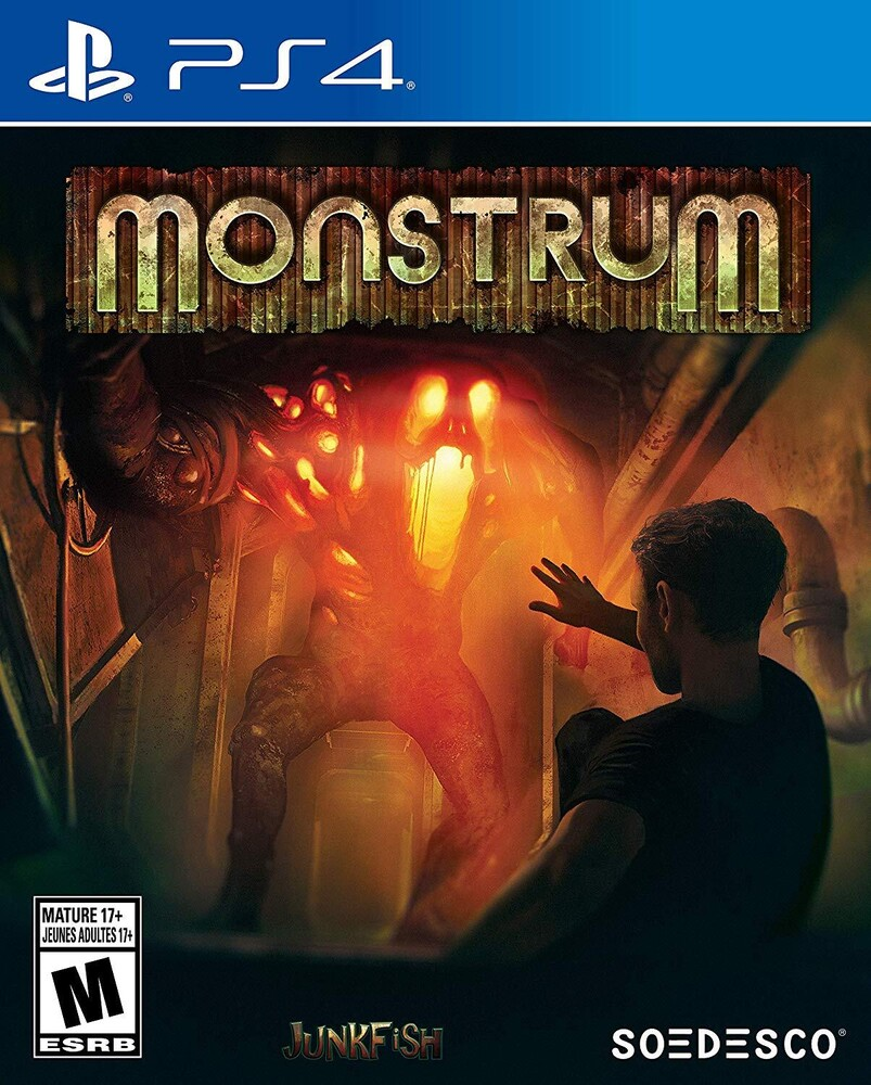 - Monstrum for PlayStation 4
