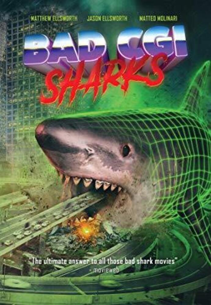 - Bad Cgi Sharks