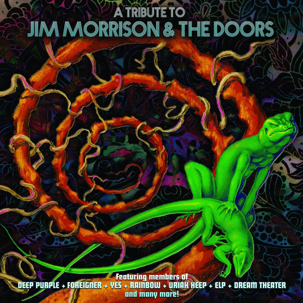 Tribute To Jim Morrison & The Doors / Various - Tribute To Jim Morrison & The Doors / Various