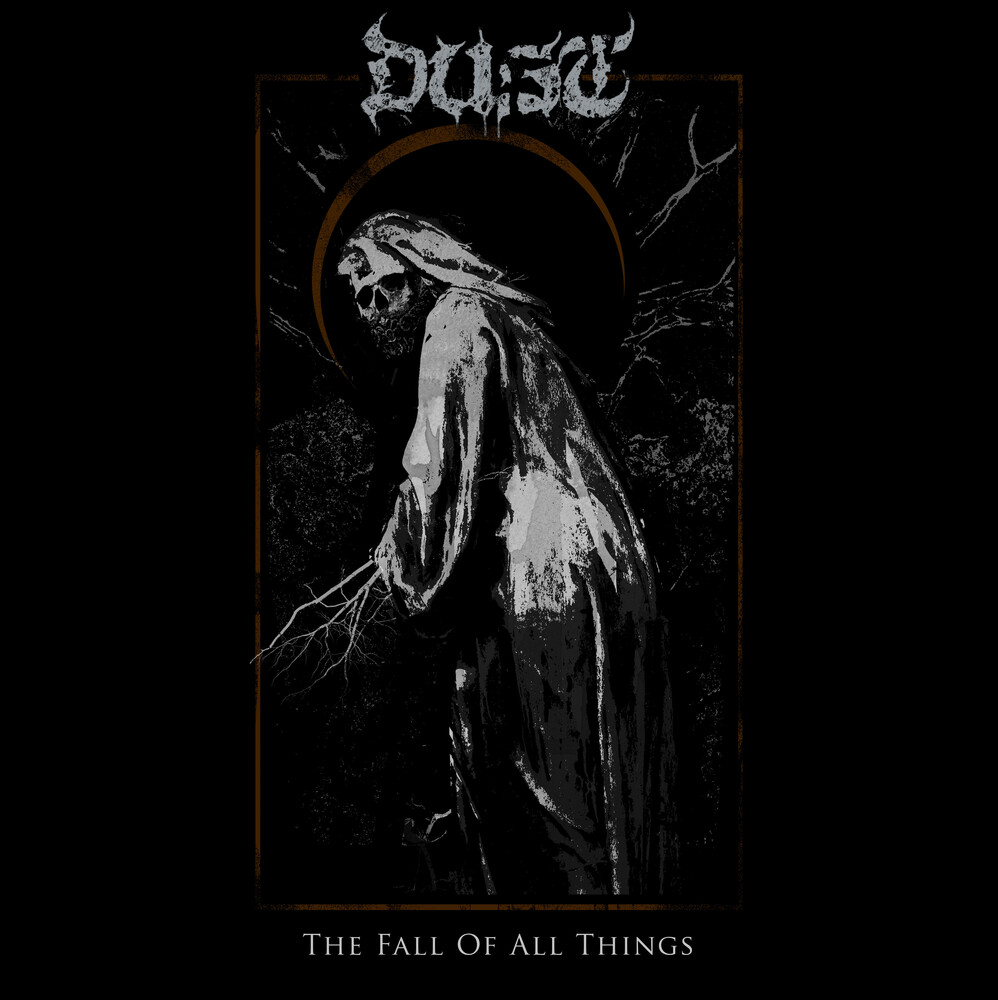 Dust - Fall Of All Things [Clear Vinyl] [Limited Edition]