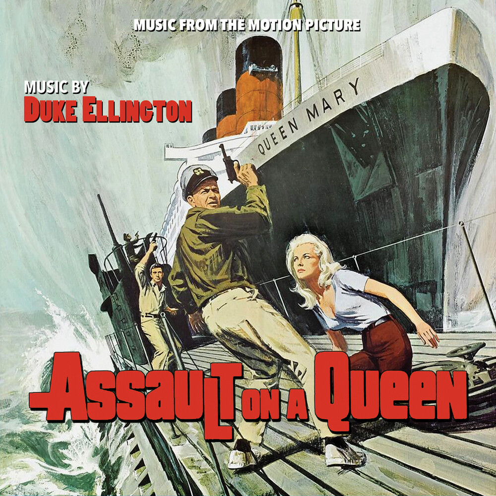 Duke Ellington - Assault on a Queen (Music From the Motion Picture)