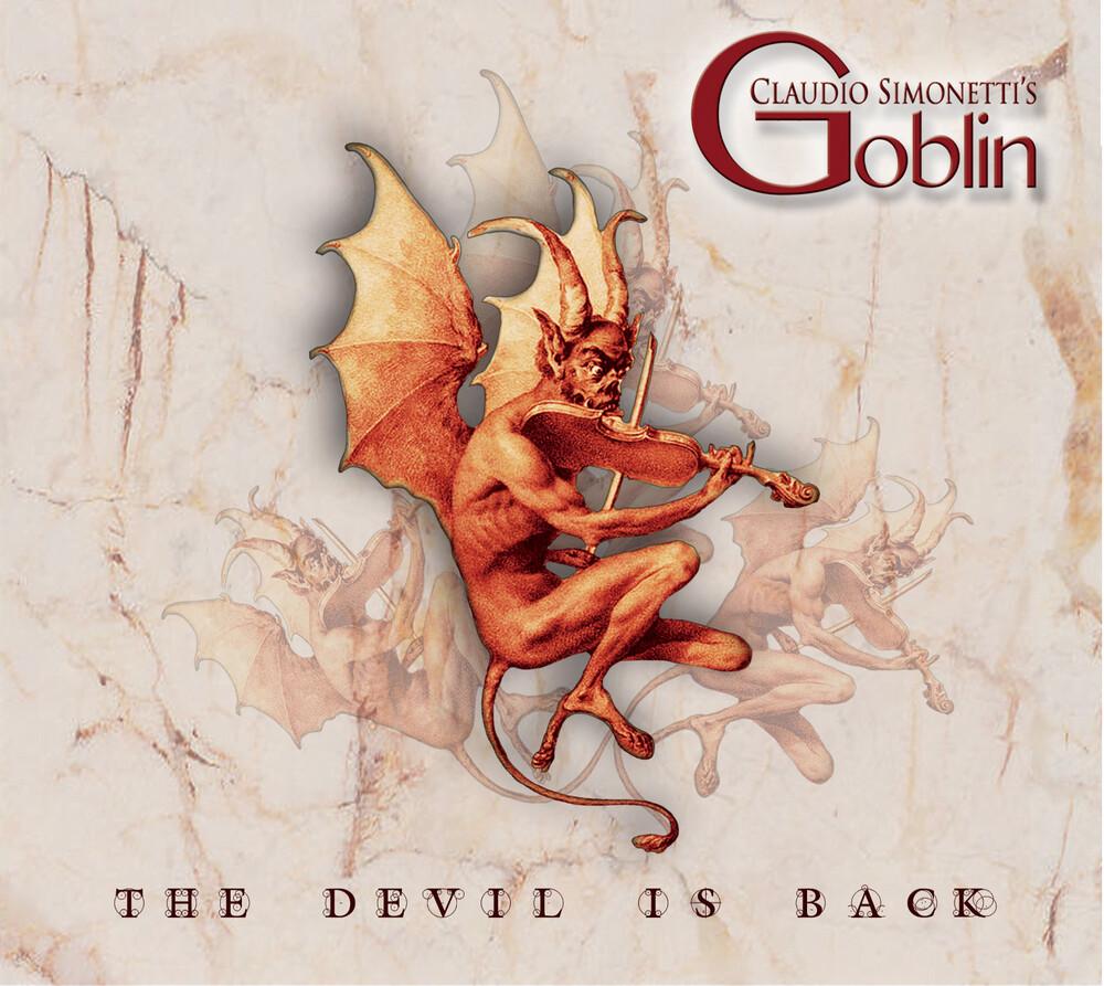 Claudio Goblin Simonettis - Devil Is Back