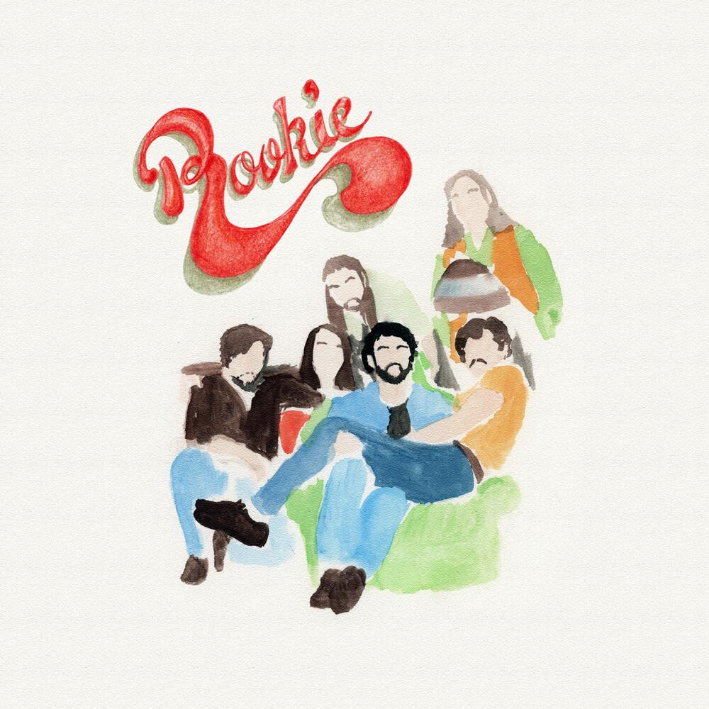 Rookie - Rookie [LP]
