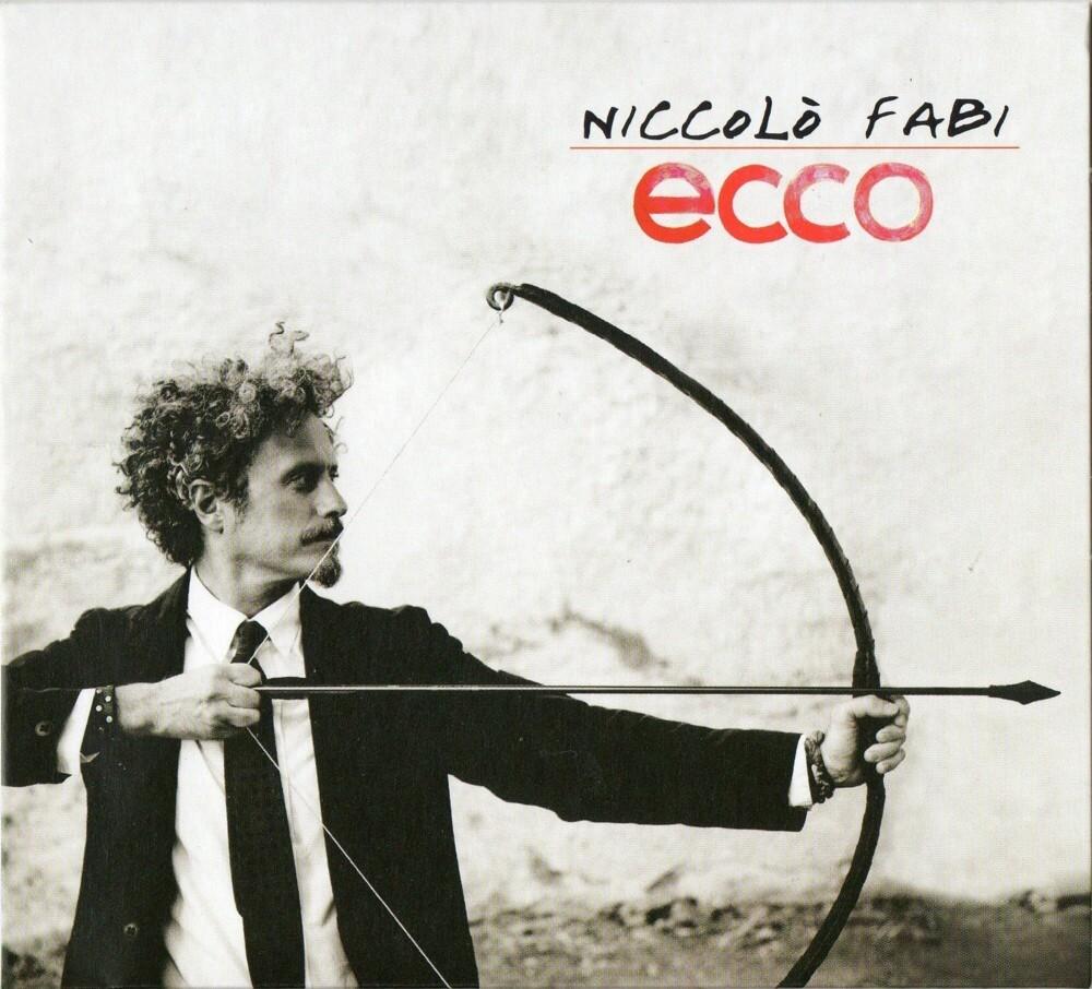 Niccolo Fabi - Ecco [Reissue] (Ita)