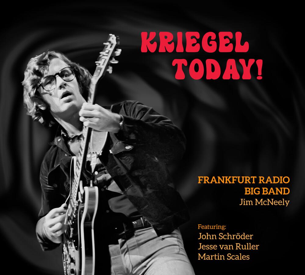 Frankfurt Radio Big Band - Kriegel Today!