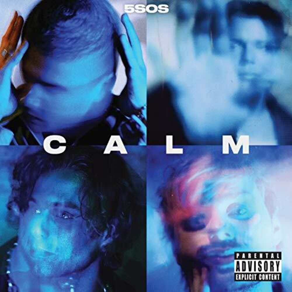 5 Seconds Of Summer - Calm [Import Limited Edition Deluxe]
