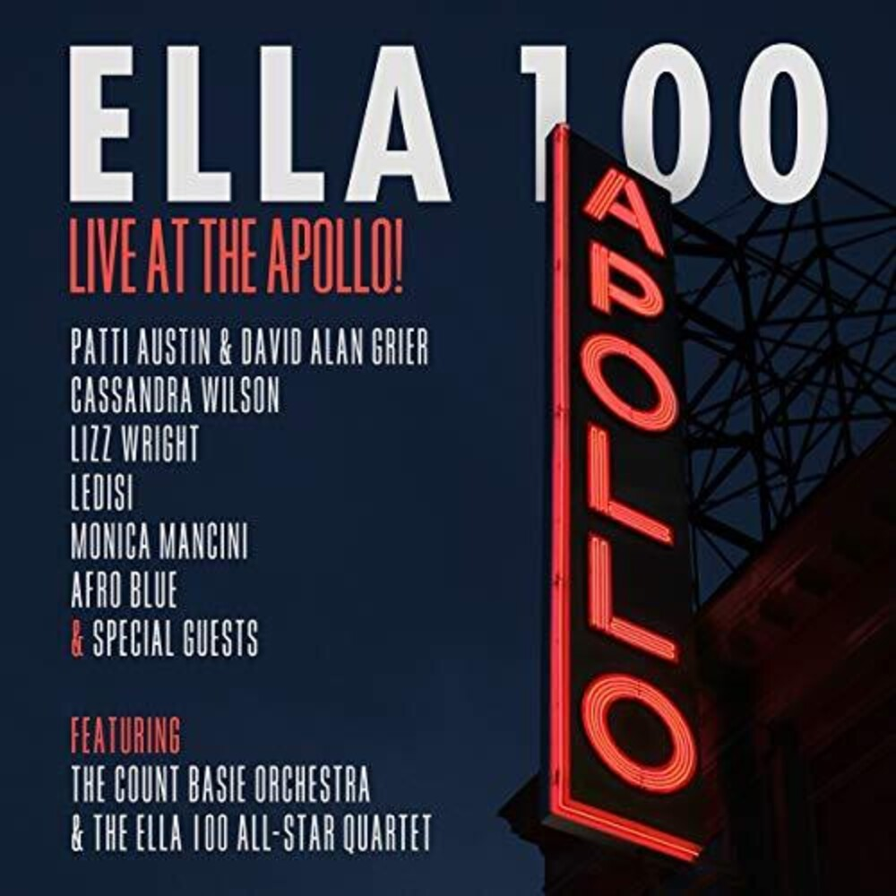 Various Artists - Ella 100: Live At The Apollo (Various Artists)