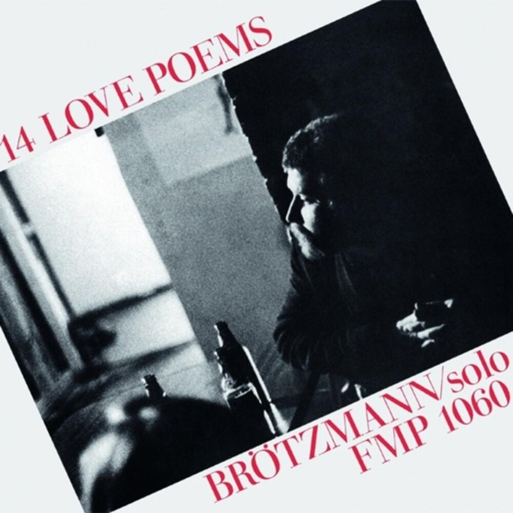 Peter Brotzmann - 14 Love Poems