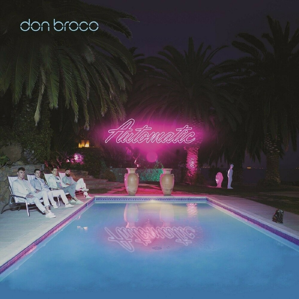 Don Broco - Automatic (White Vinyl)
