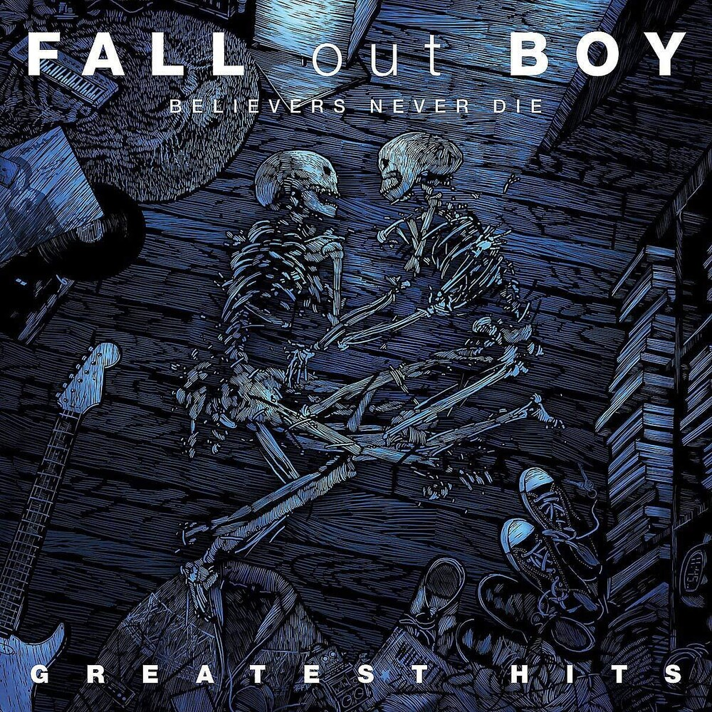 Fall Out Boy - Believers Never Die: The Greatest Hits [2LP]