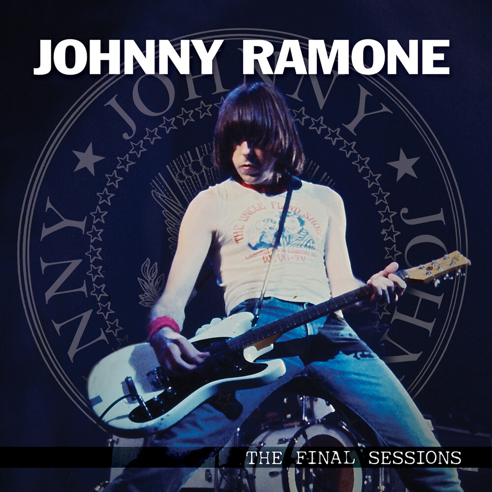 Johnny Ramone - Final Sessions [Limited Edition] (Red)