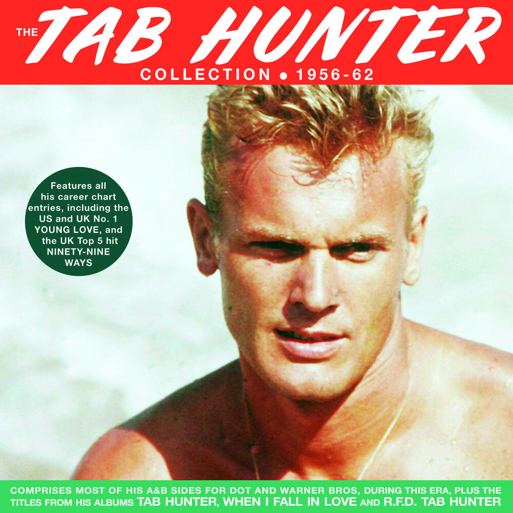 Tab Hunter - Collection 1956-62
