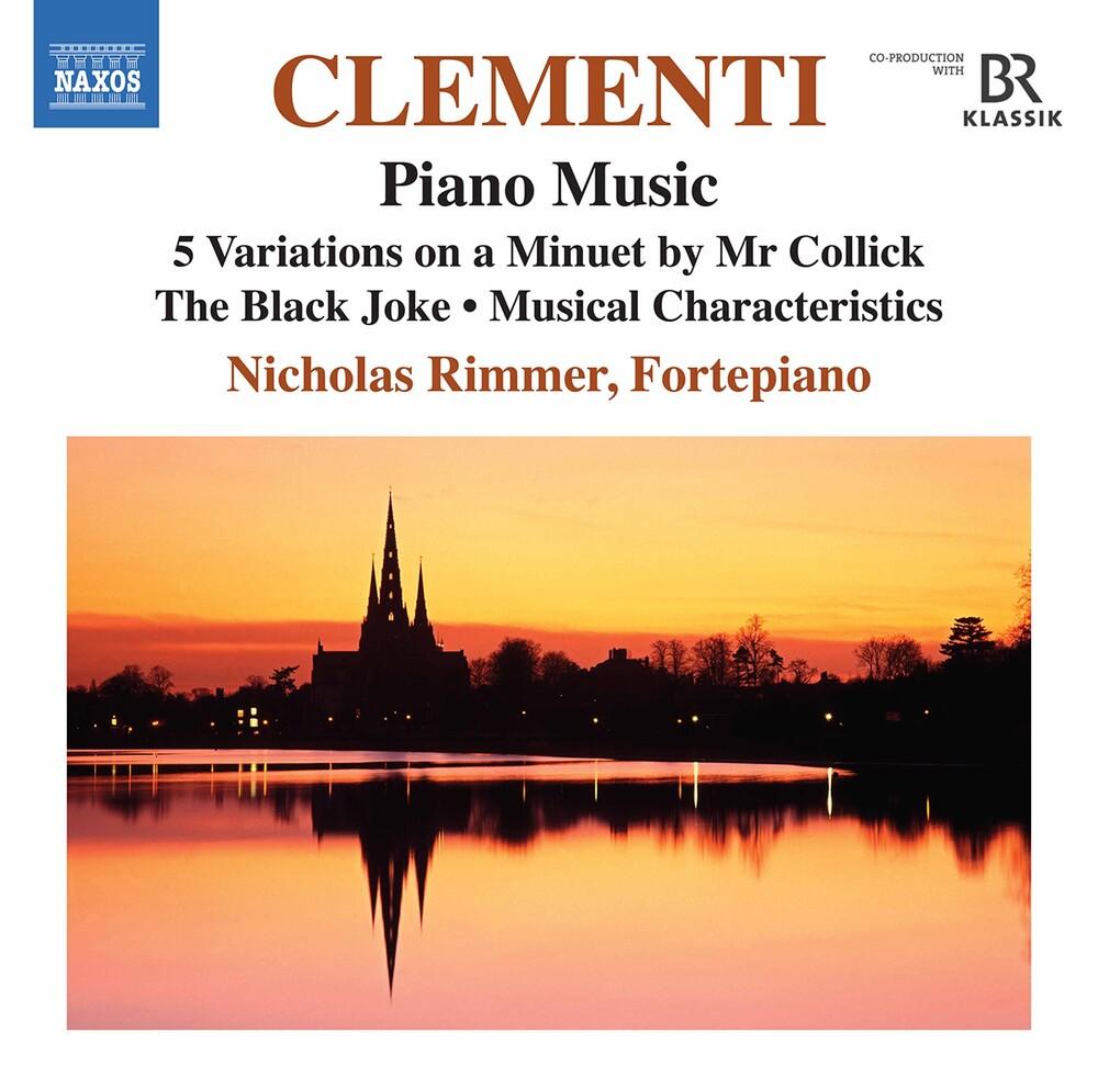 Nicholas Rimmer - Piano Music