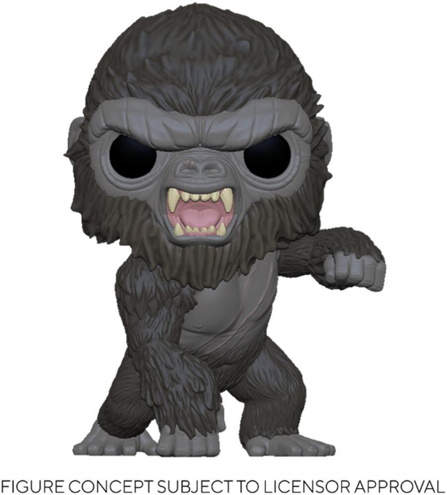 """- FUNKO POP! MOVIES: Godzilla Vs Kong- Kong 10"""""""