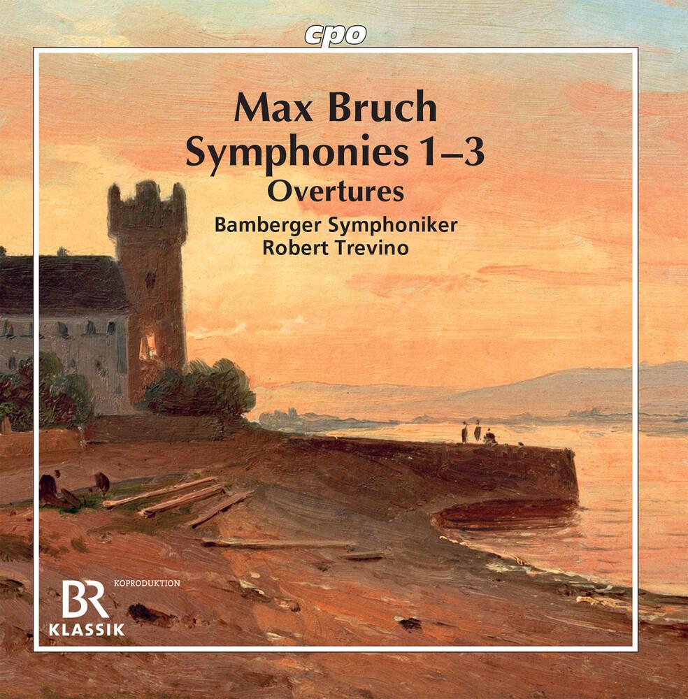 Bamberger Symphoniker - Symphonies 1-3 (2pk)