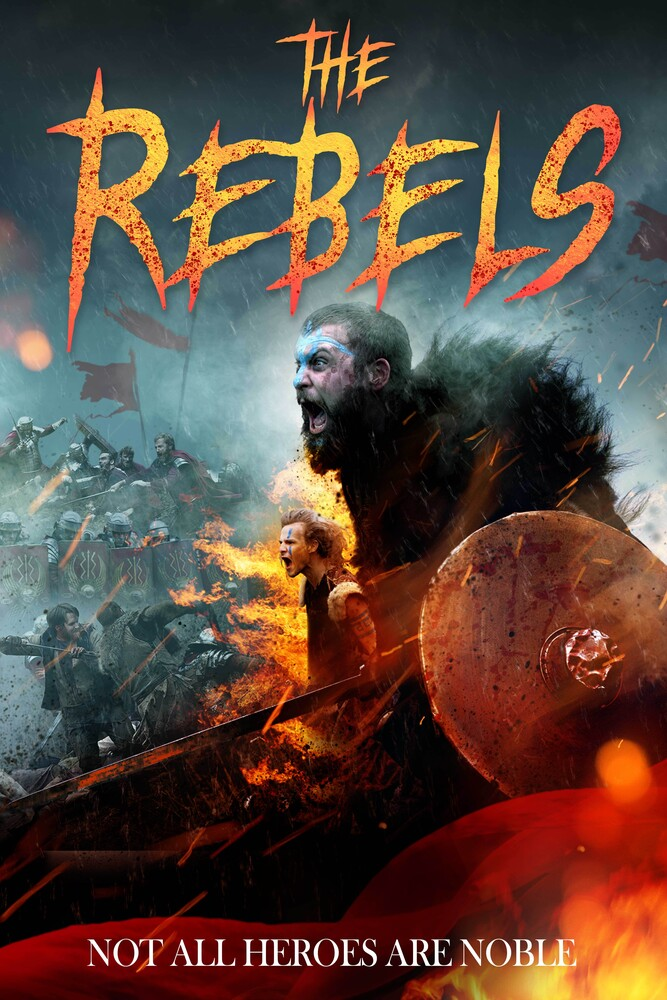 Julian Lewis Jones - Rebels