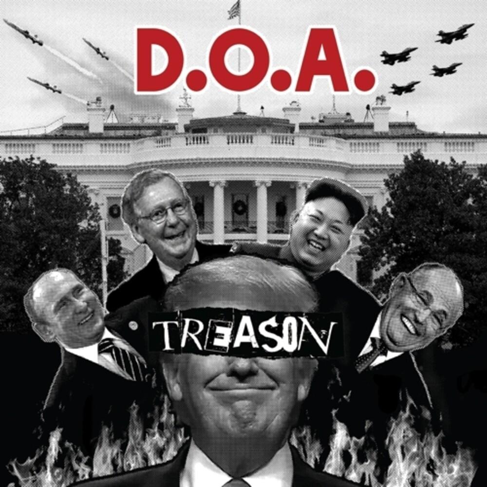 D.O.A. - Treason
